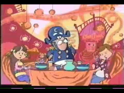 Crunchatize Me - 02 - Peanut Butter Cap'n Crunch - Escargot / Waiter