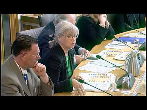 European and External Relations Committee - Scottish Parliament: 28th May 2015