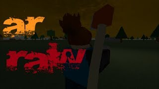 ROBLOX Apocalypse Rising - Hatchet Bandit (episode 3) - Apoc RAW -