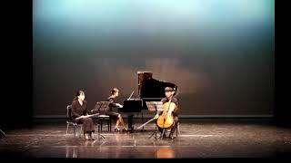 Hommage to Alphonse Duadet - So hyun Kim (piano,cello,flute trio) 3