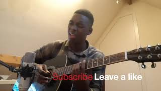 The Sky is Crying. Acoustic cover by Angello