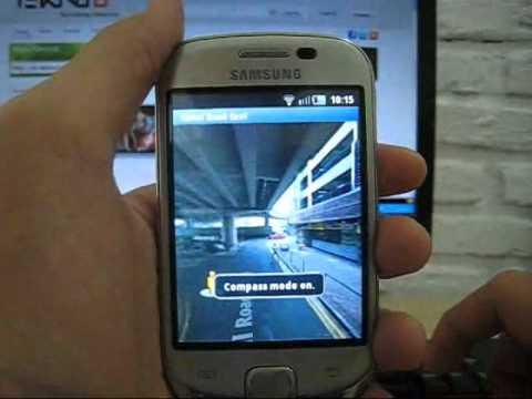 Sekillas Penggunaan Samsung Galaxy Fit