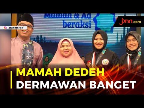 Abdel Ungkap Sisi Lain Mamah Dedeh, Dermawan Banget
