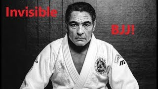 What is Invisible BJJ? Is taking a break from your training routine good for you?