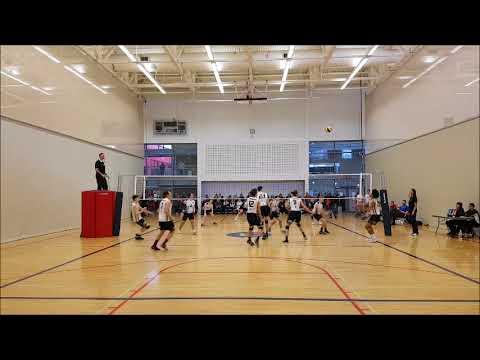 Pakmen 17U boys at McGregor Feb 2018, Brock University - highlights
