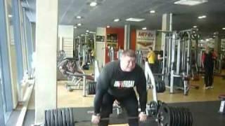 Zydrunas Savickas Deadlift 430 kg