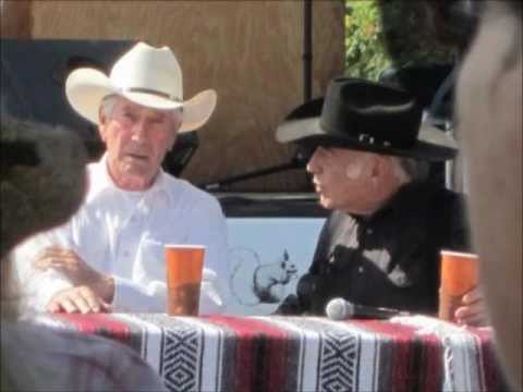 James Drury & The Virginian Cast (50th Anniversary) ~ Kanab, UT 2012