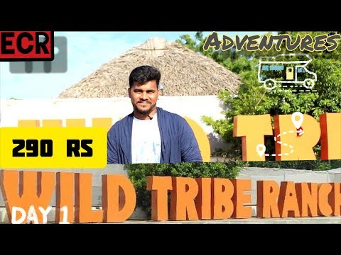 Ecr Adventure / Travel Area / WILD TRIBE RANCH