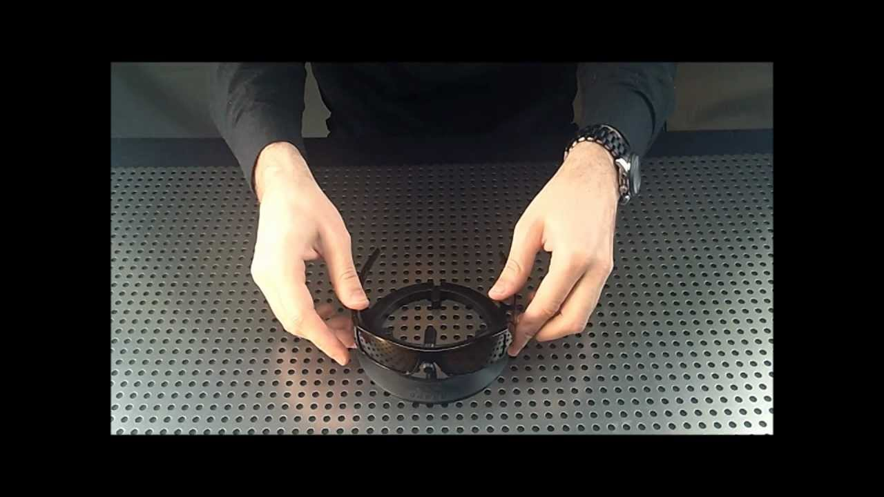 c1333ad07a7f5 Correct Way to Install Oakley Gascan Lenses - Visionary Lenses Installation  Video - YouTube