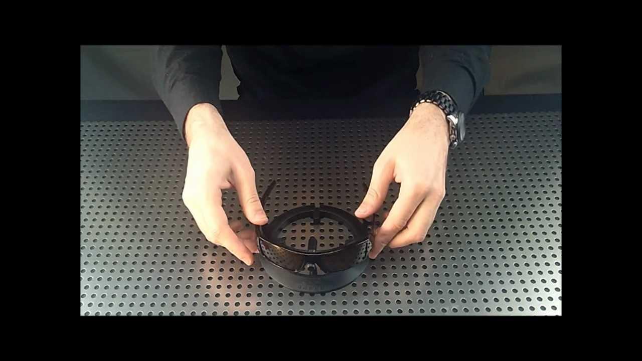 83110ba256a Correct Way to Install Oakley Gascan Lenses - Visionary Lenses Installation  Video - YouTube