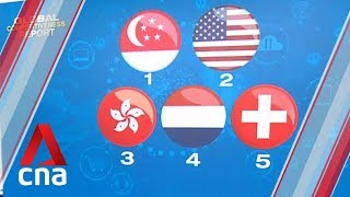 Singapore overtakes US as world's most competitive economy: World Economic Forum