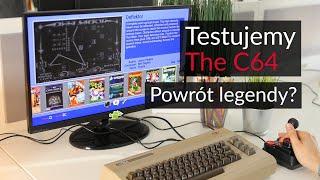Testujemy The C64 - powrót legendy?
