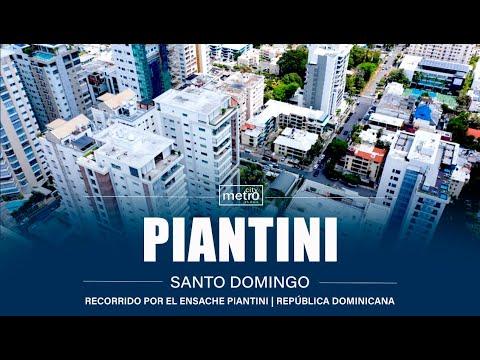 Ensache Piantini, Santo Domingo, Distrito Nacional, República Dominicana - 2019
