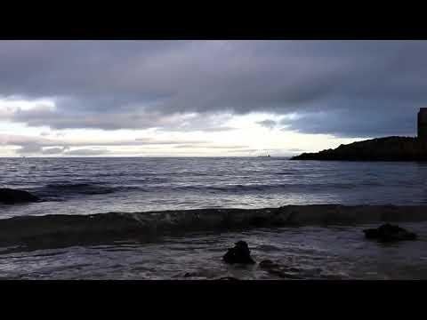 N Ireland Sea Solstice Tide - Relax  Meditate  Landscape Scenery