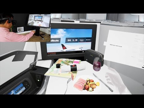 Neutral Digital - The Future Of Aviation VR (Air Canada)