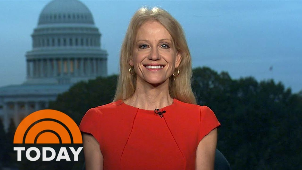 Kellyanne Conway: Rudolph Giuliani 'Could Be' Donald Trump's ...