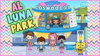 Download lagu Alyssa e Daniel al Luna Park su Toca World!