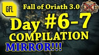 Path of Exile 3.0 Fall of Oriath: DAY #6-7 Compilation from Youtube and Twitch