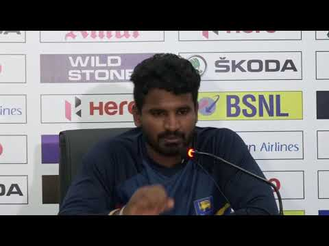 Sri Lanka taking one match at a time, says Kusal Perera after win over India