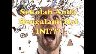 Masalah yang dihadapi institusi pendidikan di Indonesia zaman now