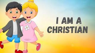 I AM A C-H-R-I-S-T-I-A-N (Song for Children) - HERITAGE KIDS