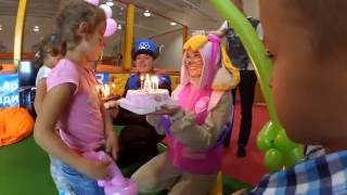 Щенячий патруль аниматоры Белгород детский праздник отметить день рождение видео(, 2016-10-01T09:03:15.000Z)