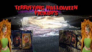 Horrifying Halloween Pheonix Game Pickups.