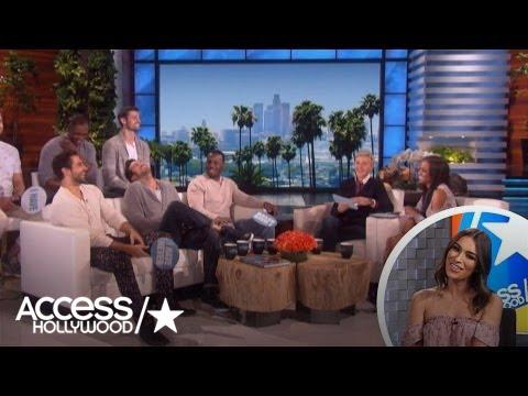 'The Bachelorette': Ashley I. On That Ellen DeGeneres Group Date | Access Hollywood