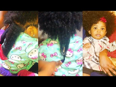 RICE WATER FOR CHILD'S FAST HAIR GROWTH  HEALTHY HAIR FAST RESULTS
