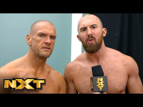Danny Burch & Oney Lorcan savor statement-making win: NXT Exclusive, Jan. 23, 2019