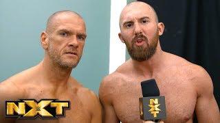 Danny Burch & Oney Lorcan savor statement making win: NXT Exclusive, Jan. 23, 2019