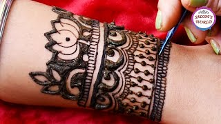 Latest Bridal Mehendi Designs - Henna Design 2021 By Jyoti Sachdeva