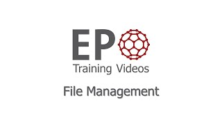 3.1 File Management