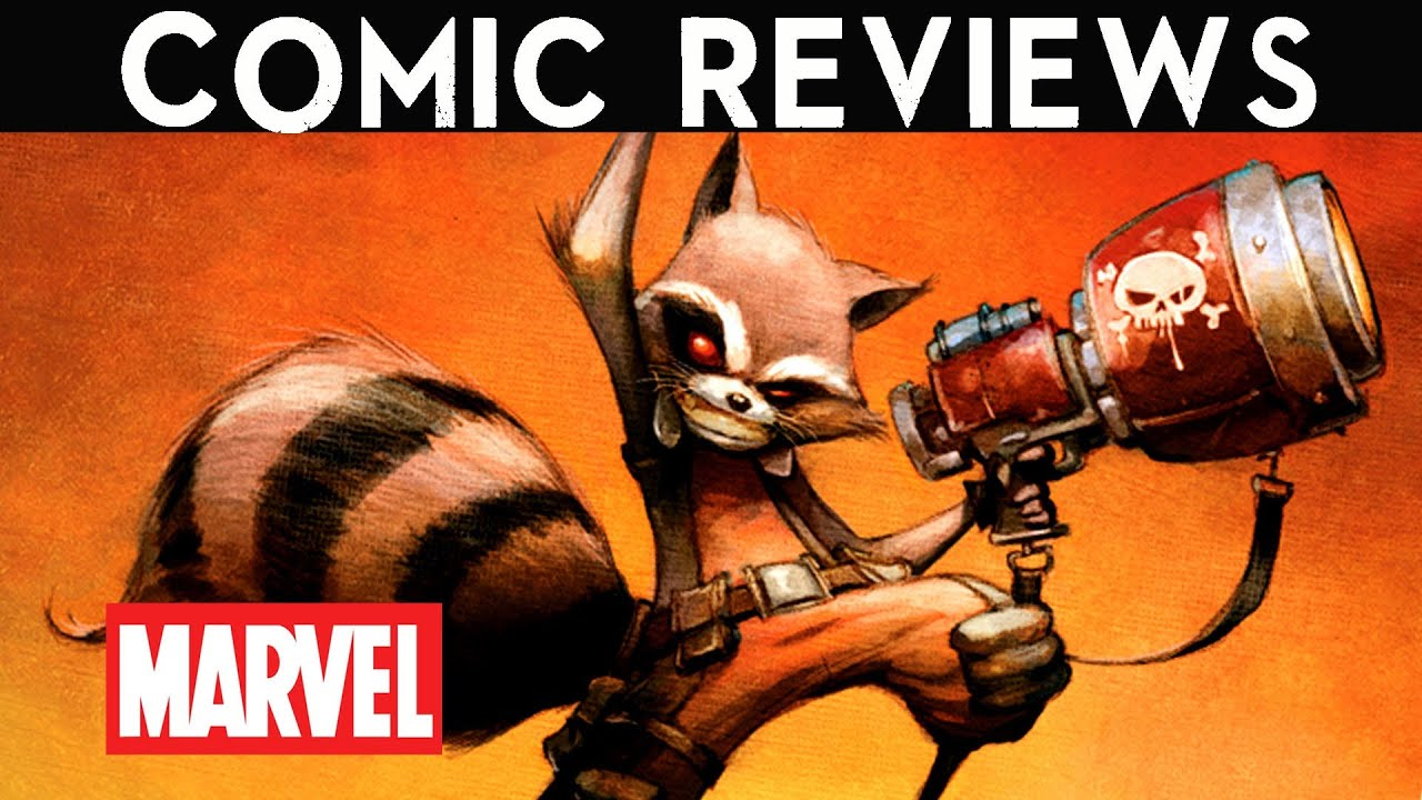 Rocket Raccoon #1 & More Marvel Comic Reviews - Jawiin