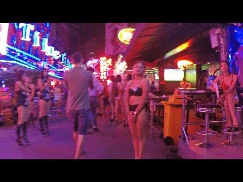 Bangkok Red Light District - Soi Cowboy Walk-through (4K)