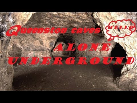 Queenston caves leaving no stone unturned