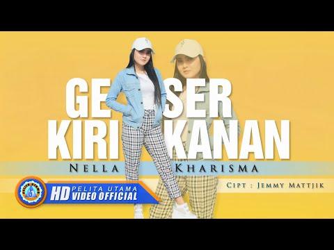 Nella Kharisma - GESER KIRI KANAN ( Official Music Video) [HD]