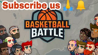 🔥When Cartoons play 🏀basketball android game || by dsp