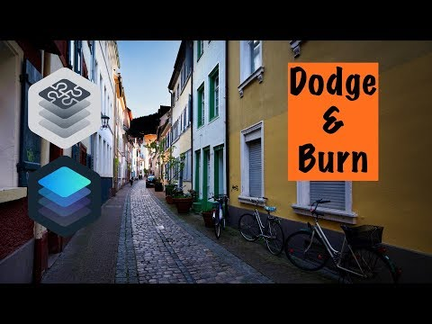 Luminar Deep Dive: Dodge and Burn