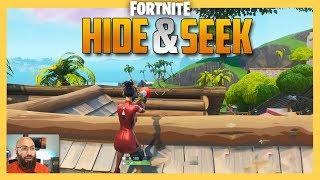 Beach Resort Hide and Seek in Fortnite Creative! | Swiftor