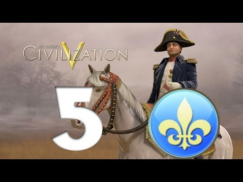 Civilization 5: France (Tourism) - Part 5