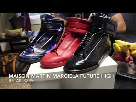 Maison Martin Margiela Future High Review and ON FOOT