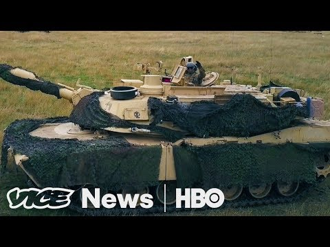 U.S. Troops in Romania & Saudi Arabia's Comic Con: VICE News
