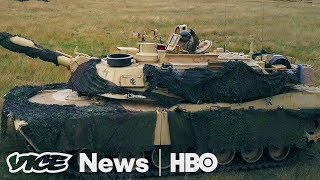 U.S. Troops in Romania & Saudi Arabia