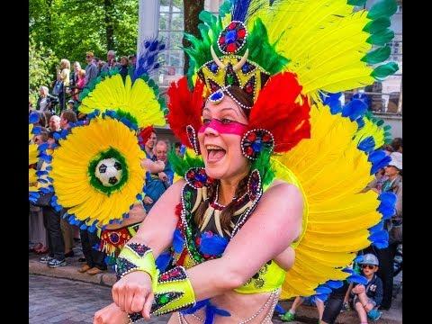 Helsinki Samba Carnaval 4K Ultra HD