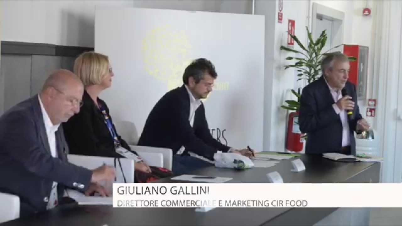 """#EXPO2015 - Tavola Rotonda """"Nutrire il futuro"""" - Intervento di Giuliano Gallini"""