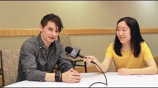 the permanent rain press interview with jared gilmore