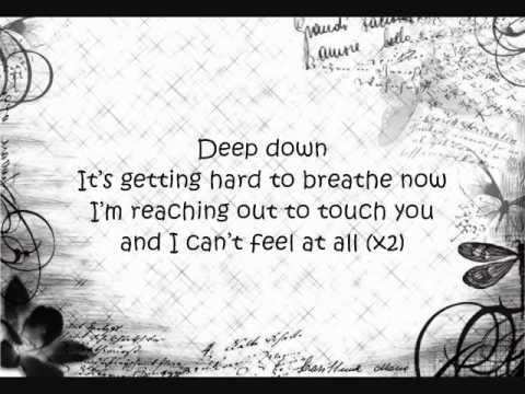 Deep Down by Saosin [w/Lyrics]