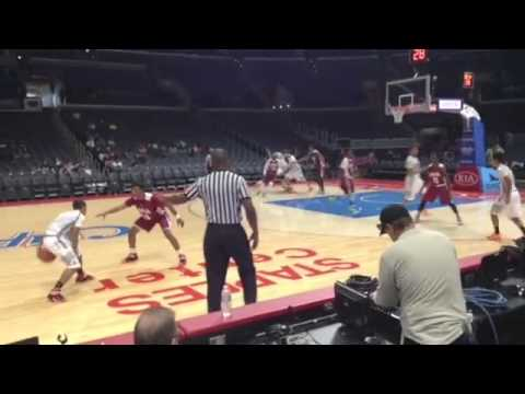 KOBE PARAS - Full Game at the Staples Center - Part 2