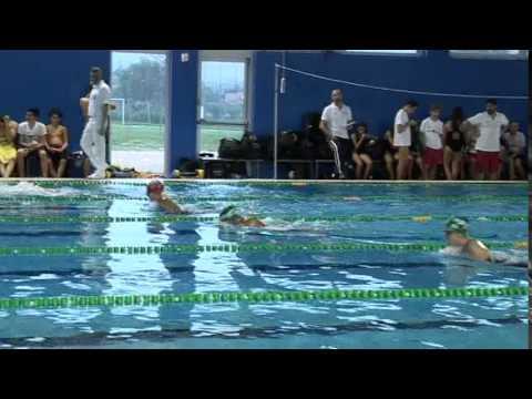 Tolentino alla piscina comunale le gare regionali di - Piscina comunale di ala ...